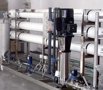 wastewater treatment solutions, Remote Camps