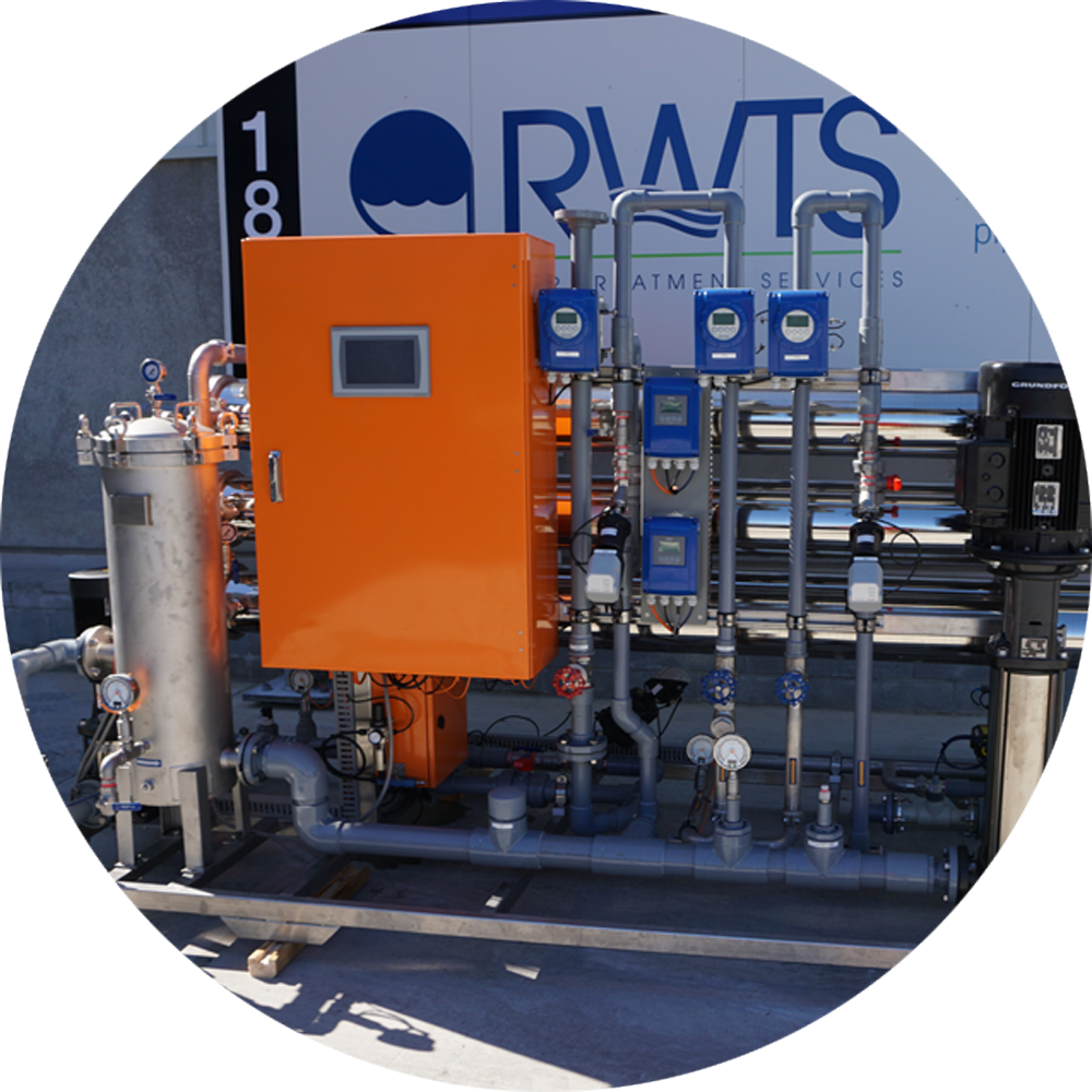rwts reverse osmosis system