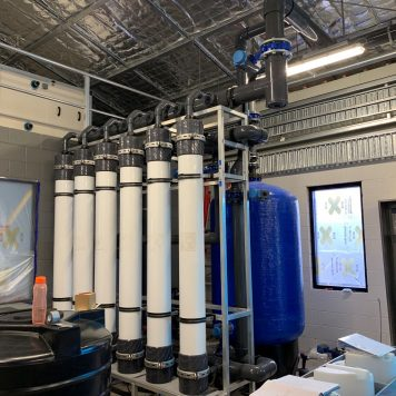 waste treatment systems, Home