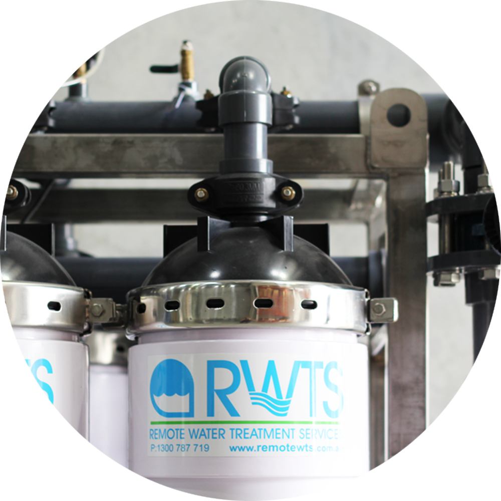 rwts Ultrafiltration Module water treatment system