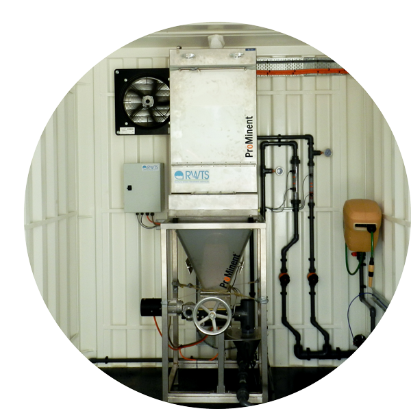 , OTHER WATER TREATMENT SYSTEMS