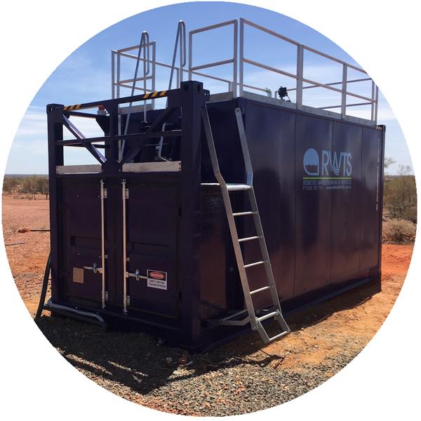 EcoFarmer SBR Wastewater Treatment Plant