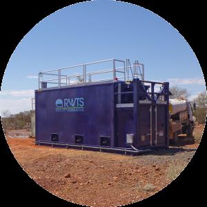 EcoFarmer MBR Wastewater Treatment Plant