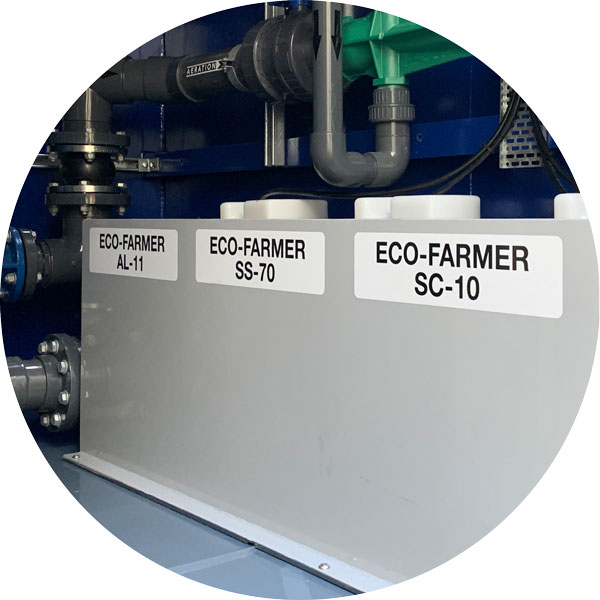 sewage treatment system, EcoFarmer | Wastewater Treatment System