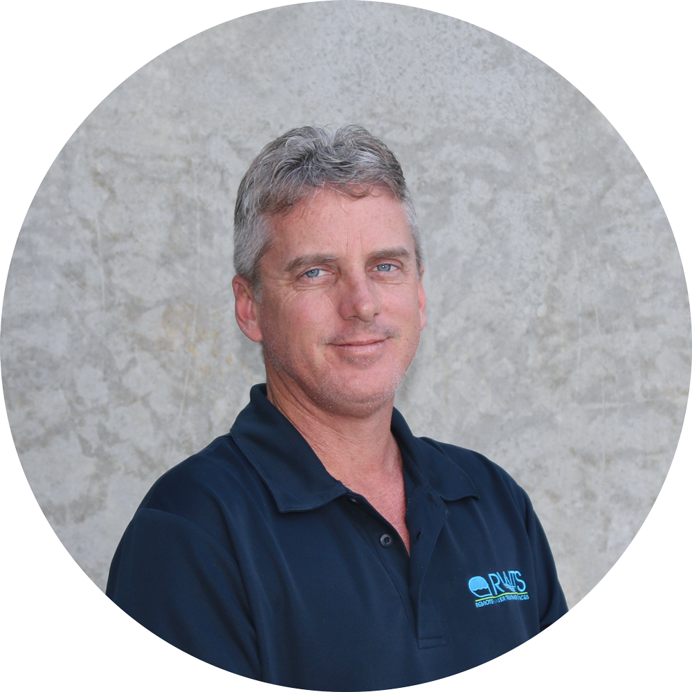 remote water treatment services, Meet the Team
