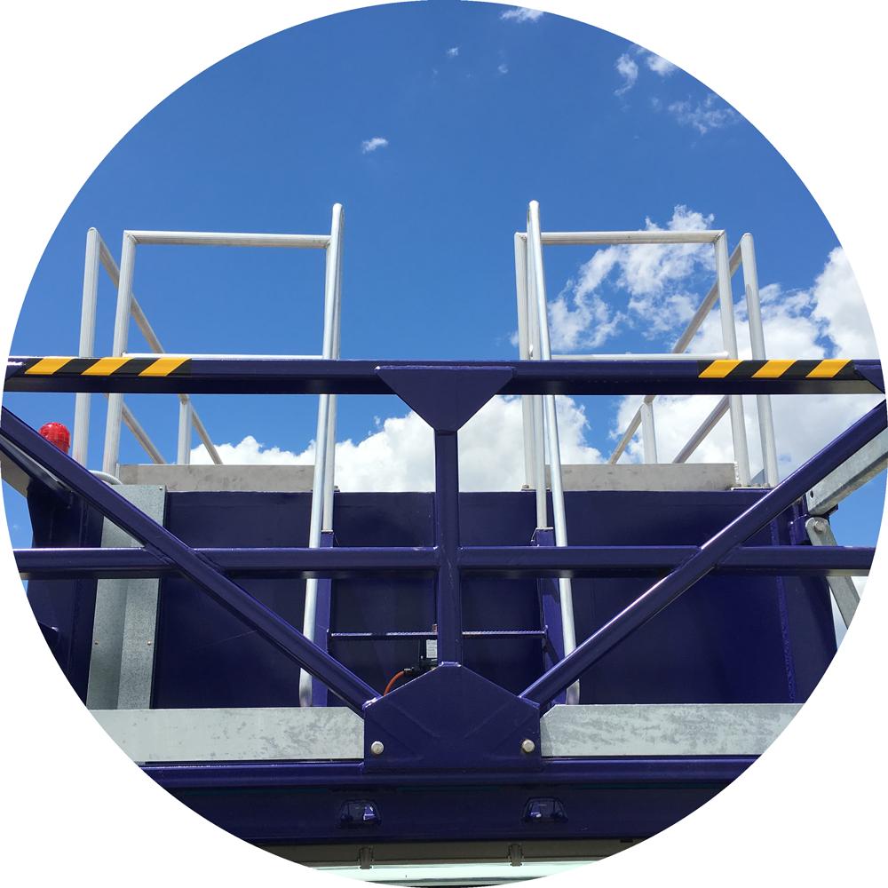 EcoFarmer Handrail