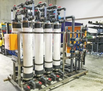 Remote Water Treatment Service Products, Products